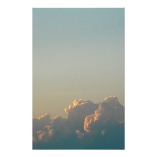 clouds in romania stationery
