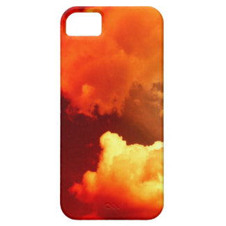 CLOUDS IN THE RED SKY iPhone 5 COVER