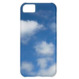 Clouds in the sky I phone case