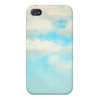 clouds iPhone 4/4S case