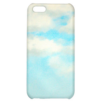 clouds iPhone 5C covers