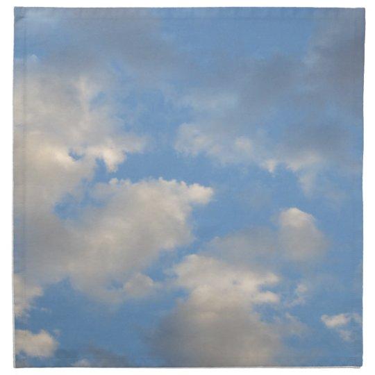 Clouds Napkin