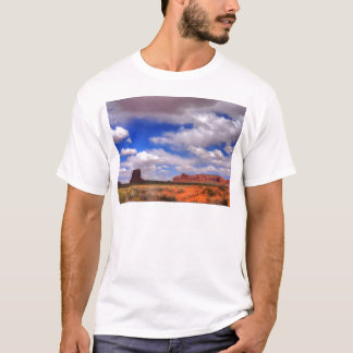 Clouds over the desert T-Shirt