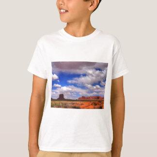 Clouds over the desert T-Shirt