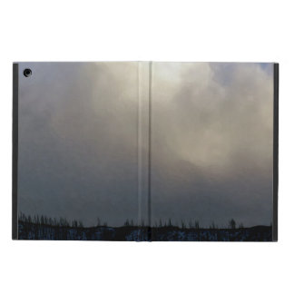 Clouds Over the Ridge Cover For iPad Air