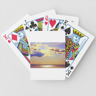 Clouds Poker Deck