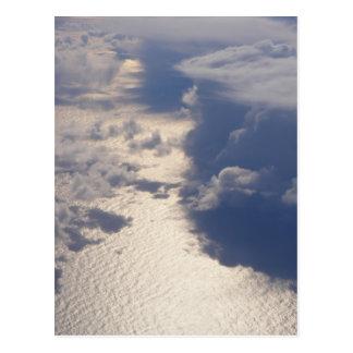 Clouds Postcard (Design 4)