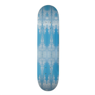 Clouds Skate Board