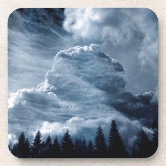 Clouds Temple Coaster