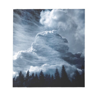 Clouds Temple Notepad