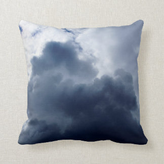 "Clouds, Throw Pillow 16"" x 16"""