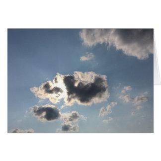 Cloudscape, card