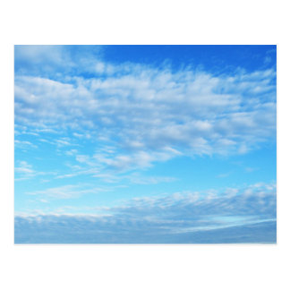 Cloudscape Postcard