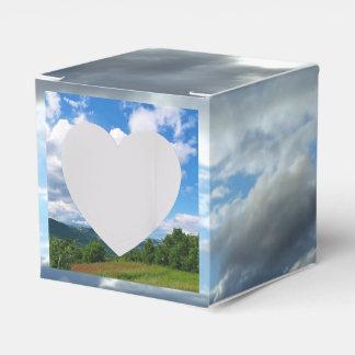 Cloudsporn Wedding Favor Boxes