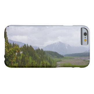 Cloudy At Denali Barely There iPhone 6 Case