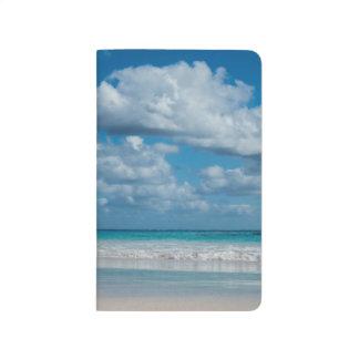 Cloudy Beach Pocket Journal