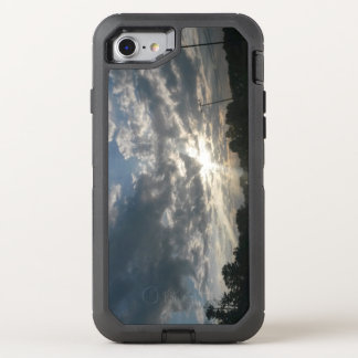 Cloudy Glare OtterBox Defender iPhone 7 Case