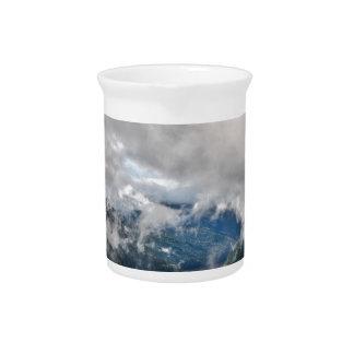 Cloudy Lake Pitcher