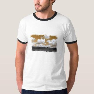 Cloudy Landscape T-Shirt