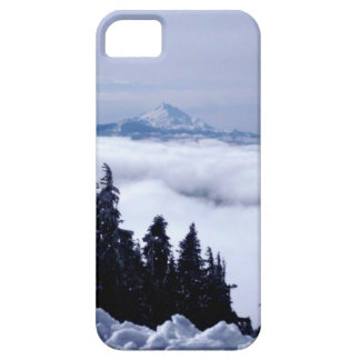 Cloudy Mountain Case For The iPhone 5
