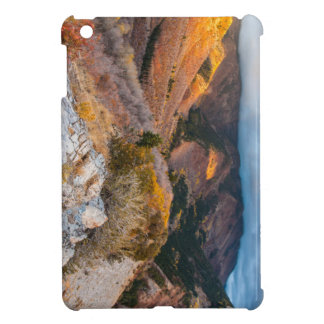 Cloudy Provo Peak Sunset - Utah iPad Mini Case