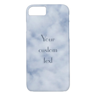 Cloudy Sky 0155 iPhone 8/7 Case