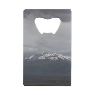 Cloudy Sky Bottle Opener Credit Card Bottle Opener