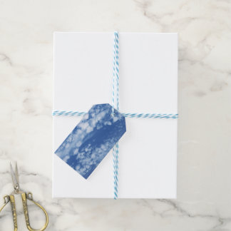 Cloudy Sky Gift Tags