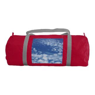 Cloudy Sky Gym Bag