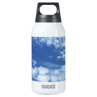 Cloudy Sky Insulated Water Bottle