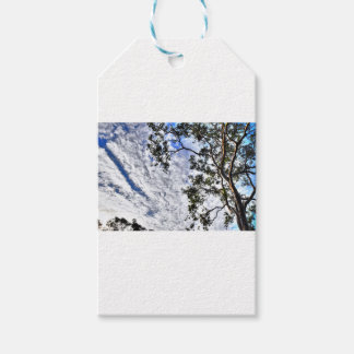 CLOUDY SKY QUEENSLAND AUSTRALIA GIFT TAGS