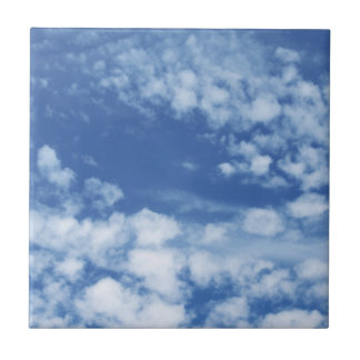 Cloudy Sky Tile