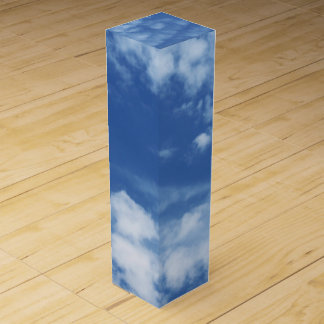 Cloudy Sky Wine Gift Box