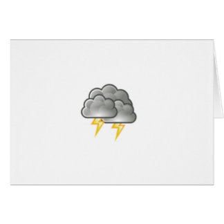 cloudy storm card
