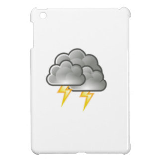 cloudy storm case for the iPad mini