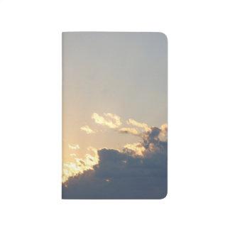 Cloudy Sunset Journals