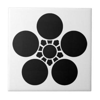 Clove plum bowl A Tile