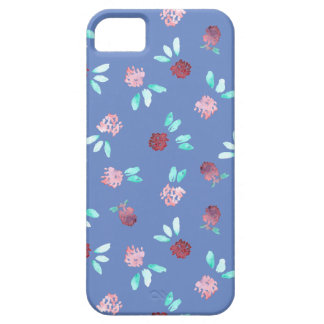 Clover Flowers Barely There SE/5/5s iPhone Case