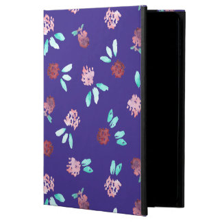 Clover Flowers iPad Air 2 Case with No Kickstand