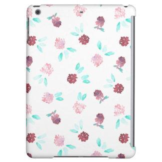 Clover Flowers Matte iPad Air Case