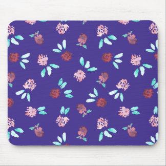 Clover Flowers Mousepad