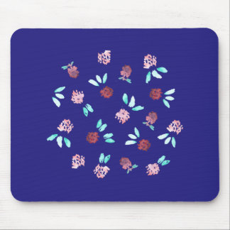 Clover Flowers Mousepad