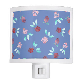Clover Flowers Night Light