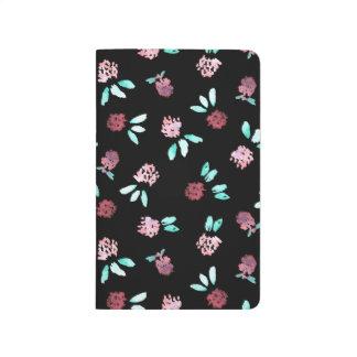 Clover Flowers Pocket Journal