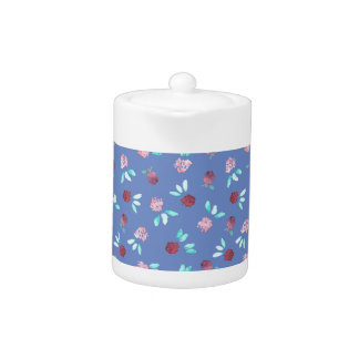 Clover Flowers Small Teapot