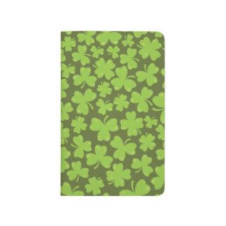 Clover Leaf Illustration Journal