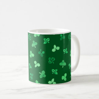 Clover Leaves 11 oz Classic Mug