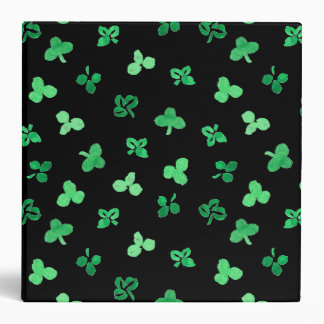 Clover Leaves 2'' Binder