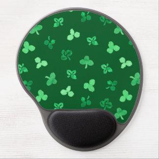 Clover Leaves Gel Mousepad
