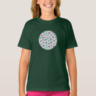 Clover Leaves Girls' T-Shirt